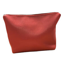 Nordstrom Large Coral Travel Makeup Bag