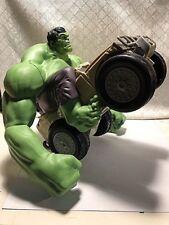 Avengers Marvel Hulk Smash Vehicle.With Sounds, 2015 Jakks Pacific - No Remote
