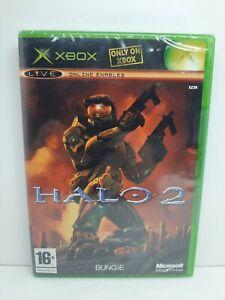Halo 2  Xbox Original Factory Sealed Brand New EUR Very Rare