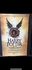 Harry Potter & Cursed Child Broadway Posters Complete Set Of 3-Secret Poster!!