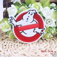 PATCH GHOST BUSTERS EMBROIDED IRON ON GHOSTBUSTERS SPIRIT DEATH LOST DVD MOVIE