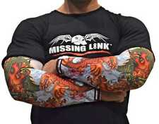 Missing Link Spf 50 Don't Be Koi ArmPro Compression Sleeves Apdc