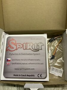 NEW System Flybarless Spirit System Fbl Helicopter NEW