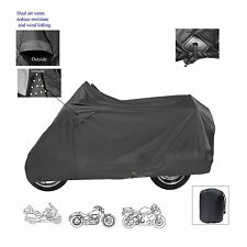 YAMAHA MIDNIGHT WARRIOR DELUXE MOTORCYCLE BIKE COVER