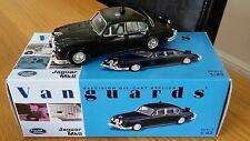 1:43 Vanguards Dark Green Somerset Police Jaguar Mk2 VA08400 Perfect Cond Boxed