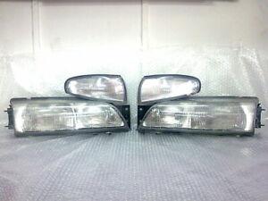 Nissan Silvia S14 200sx 240sx ZENKI Headlights Silvia S14 Turn Signal Corner