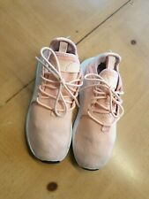 Adidas Girl's Peach Trainers Size 13 Kids