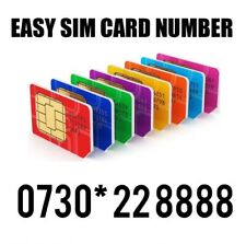 GOLDEN GOLD EASY VIP MOBILE PHONE NUMBER DIAMOND PLATINUM SIMCARD 228888