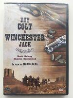 Roy Colt et Winchester Jack DVD NEUF SOUS BLISTER Western de Mario Bava