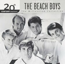 BEACH BOYS CD - BEST OF: THE MILLENNIUM COLLECTION (2014) - NEW UNOPENED