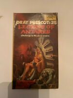 1981 Legions Of Antares by Dray Prescot Daw 1st Printing Paperback