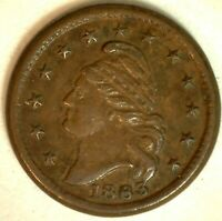 1863 Civil War Token Liberty Head NEW YORK Patriotic Closed 6 CWT K28