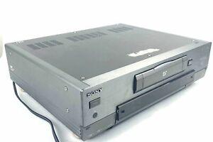 Sony DHR-1000 DV / Mini-DV Professional Studio Player VCR WORKING