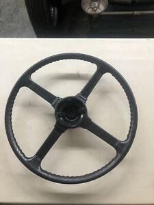 Jaguar xk140 xk150 Original Steering Wheel
