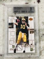 🔥 Tom Brady Patriots 2000 UD Pros & Prospects Rookie RC BGS 9 9.5 10 High Subs!