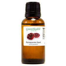 1 fl oz Pomegranate Carrier Oil (100% Pure & Natural) - GreenHealth