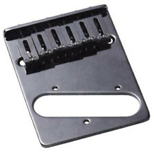 Gotoh Japan GTC-202CK Tele/Telecaster Electric Guitar Bridge Cosmo Black