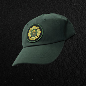 Smokey The Bear Forest Service Dad Hat