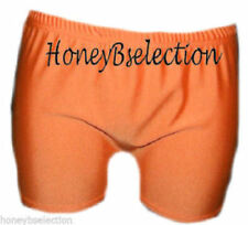No Pattern Shorts Plus Size Low for Women