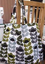 Extra Large Orla kiely fabric shopper / tote bag