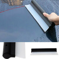 Squeegee Car Auto Anti-slip Wiper Water Blade Non Scratch Silicone Clean Window