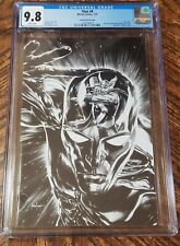 Thor #9 2020 Mico Suayan Silver Surfer Sketch Variant CGC 9.8 CGC Signing Coming