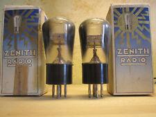 TU415 ZENITH res164 roehre nos tube volksempfänger l416 ren904 rgn354 neu ve301
