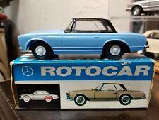 1/32 Kontrola ROTOCAR Mercedes 230 SL Pagoda Blue/Black friction RARE