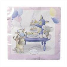 Me to You Blue Nose Friends - Napkins Pack of 16 Party