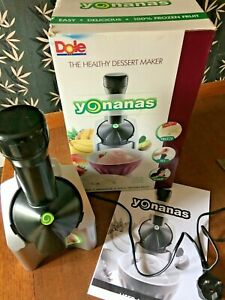 Dole, Yonanas, Healthy Dessert Maker