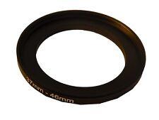 Step Up Adaptador del filtro 37mm - 46mm para Canon, Casio, Pentax
