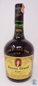 Cognac BARON OTARD V.S.O.P. 75cl