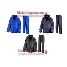 Cappotti e giacche impermeabili con cappucci per bambini dai 2 ai 16 anni poliestere