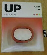 UP 24 By Jawbone Activity Tracker - Medium - Red - Brand New!!