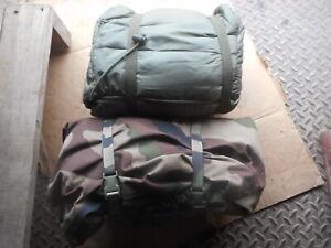 sac de couchage interieure et Sursac de couchage militaire