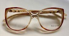 VTG YSL YVES SAINT LAURENT APSARAS Eyeglasses Lunette Brille Occhiali Gafas