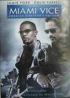 Miami Vice (DVD, Widescreen) Bilingual FREE SHIPPING IN CANADA