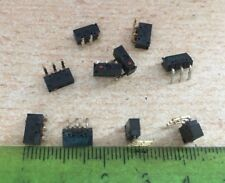 Panasonic -  AV450461  Microswitch  SNAP ACTION  SPDT  100MA   10 PIECES    H417