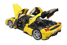 Tamiya 1/12 Collector's Club Special Enzo Ferrari yellow version model 23209
