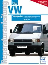 WERKSTATTHANDBUCH REPARATURANLEITUNG WARTUNG 1269 VW TRANSPORTER T4 CARAVELLE