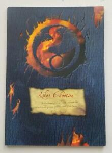 GW Black Library Warhammer 40k Liber Chaotica Vol 4 Tzeentch Softcover Fine+