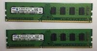 LOT 4GB/8GB/16GB DDR3 1333/1600 PC3 10600/12800 DIMM Memory Ram Desktop PC