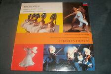 Laserdisc Rarität : Toronto Dance Theatre - Prokofiev Romeo & Juliet Chas Dutoit