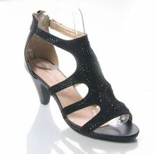 Unbranded Strappy, Ankle Straps Cuban Heels for Women