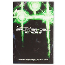 Rare 2013 First Printing Tom Clancy's Splinter Cell: Echoes by Nathan Edmondson