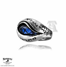 Genuine Alchemy Gothic Ring - Angel's Eye   Men's Ladies Fashion Ring UK T US 9.5 EU 21 Ger 2 Jap 19