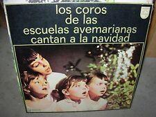 COROS DE LAS ESCUELAS AVEMARIANAS cantan a la navidad ( world music )