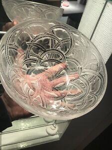 Coupe Cristal Lalique