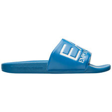 Emporio Armani EA7 slides men XCP001XCC22M562 Aster blue Active rubber