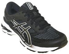 Asics Men's Gel-Kayano 26 Running Shoe Style 001 Black/White
